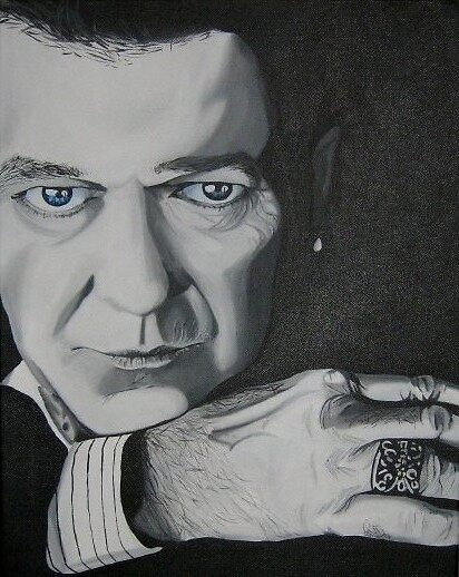 Jimmy Barnes by Amba