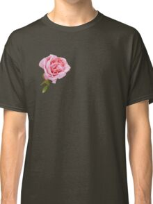 Cute pink rose Classic T-Shirt