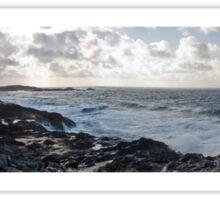 Islay coast Sticker