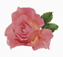 Pretty pink rose Kids Clothes