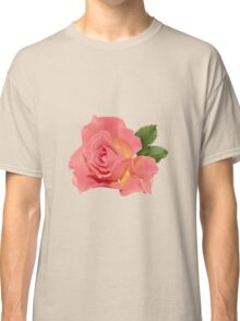 Pretty pink rose Classic T-Shirt