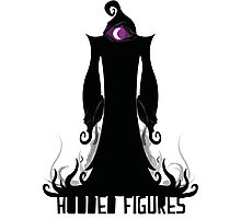Hooded Figures Photographic Print