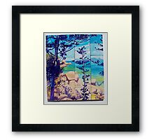Vista Arthur Bay Framed Print