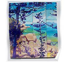 Vista Arthur Bay Poster