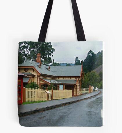 Walhalla Post Office Tote Bag
