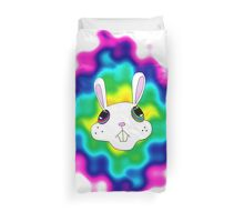 Drugs Bunny Duvet Cover