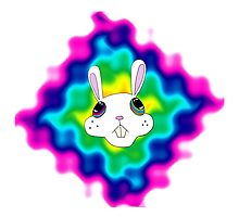 Drugs Bunny by Daniel Bonney