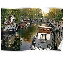 Amsterdam Tug  Poster