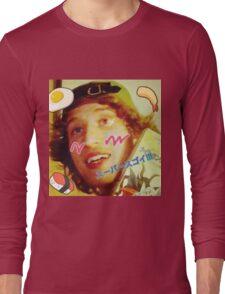 Kawaii LSD Face SKYSCRAPER Long Sleeve T-Shirt