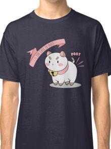 Too Cute To Poot! Classic T-Shirt