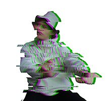 Yung Lean Is Bae Photographic Print