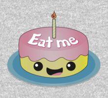 Birthday Cake One Piece - Long Sleeve