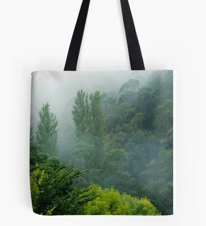 Weather Closes In, Walhalla, Gippsland Tote Bag