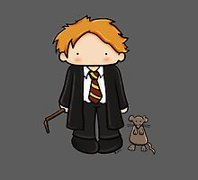Ron Weasley by Tanya Richards