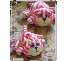 Bagpuss Twins iPad Case/Skin