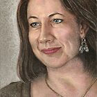 Kym-Marie - Equality Campaigner - Pastel by RodneyCleasby