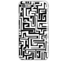 Maze Design iPhone Case/Skin
