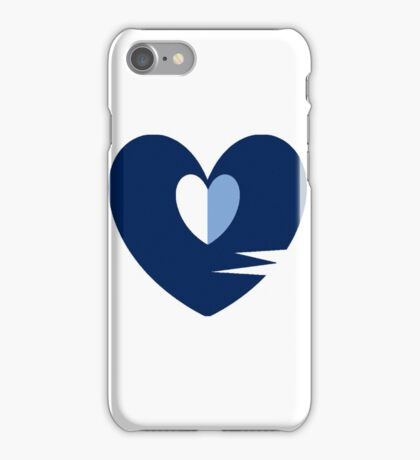 Unhappy Refrain Blue iPhone Case/Skin