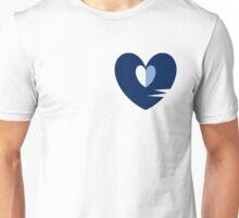 Unhappy Refrain Blue Unisex T-Shirt