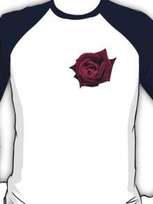 Velvet dark rose T-Shirt