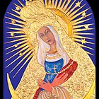 Our Lady of Ostrabrama by Milada Kessling