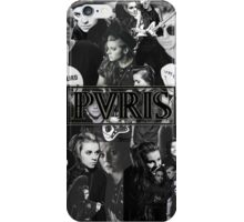 PVRIS - Lynn Gunn Collage iPhone Case/Skin