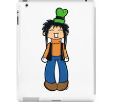 Manga Goofy iPad Case/Skin