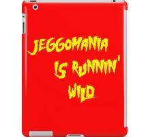 Jeggomania Runnin' Wild iPad Case/Skin