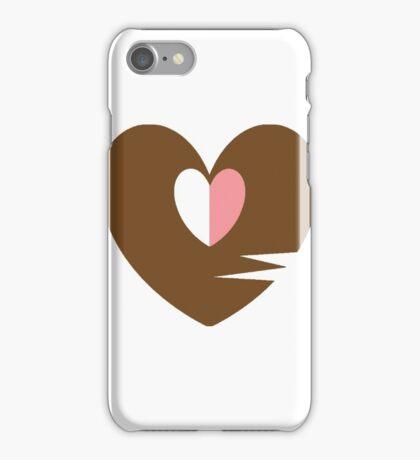 Unhappy Refrain Brown iPhone Case/Skin
