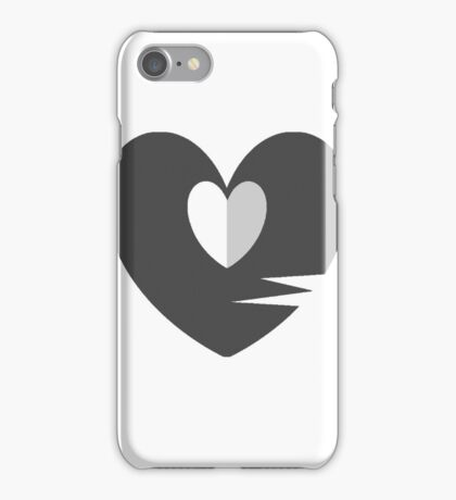 Unhappy Refrain Grey iPhone Case/Skin
