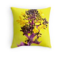 Cabbage Flower Throw Pillow