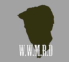 W.W.M.R.D Silhouette  by CRDesigns
