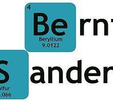 Chemical Bernie Sanders For President 2016 by ozdilh