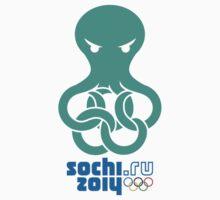 Sochi 2014 by ArtBlast