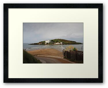 The Mysterious Burgh Island: Bigbury Devon, UK. by DonDavisUK