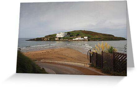 The Mysterious Burgh Island: Bigbury Devon, UK. by DonDavisUK