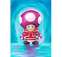 Toadette Photographic Print