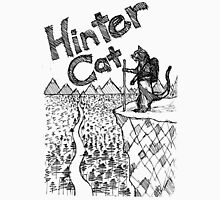 Hinter Cat Sketch Unisex T-Shirt