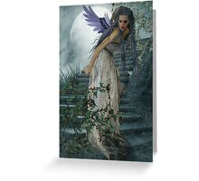 The Zombie Priestess Greeting Card