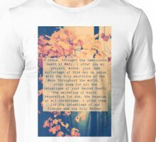 Morning Offering Prayer Unisex T-Shirt