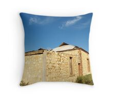 Mallee Hall Throw Pillow