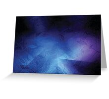 Color Fusion Greeting Card