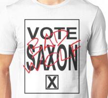 Vote Saxon! Unisex T-Shirt