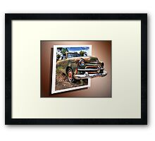 Little Ole Rusty 3D Framed Print