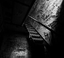 Dark Stairs by RePoD