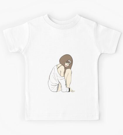 Sweater weather moments Kids Tee