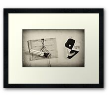 Happiness - Argentina Framed Print