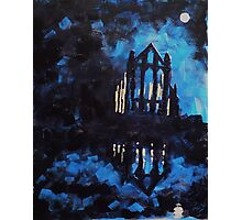 'Whitby Abbey' Photographic Print