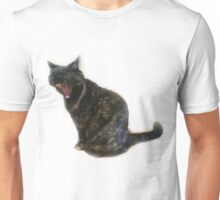 My Cat Screams Because it Thirsts for blood Unisex T-Shirt