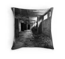 Urban Decay - Tunnel 001 Throw Pillow